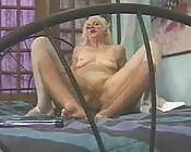 Blonde granny in mad anal fucking thrill