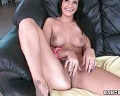 Yummy Amber Cox Shows All Her Charms 3