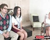 Ava Addams Has To Talk To Dillion And Xander 1