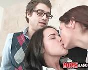 Ava Addams Has To Talk To Dillion And Xander 3